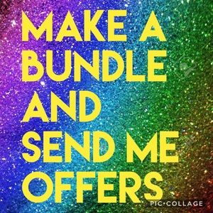 Pants - 🌟Make a bundle and send me offers🌟